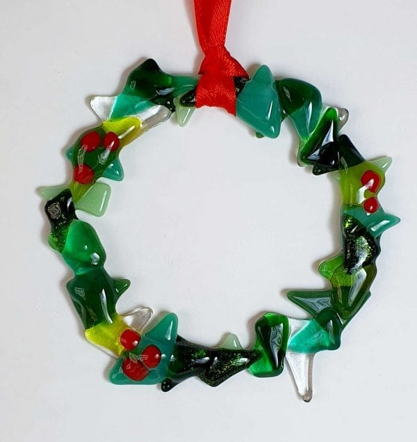 Tree Decoration – Wreath 1