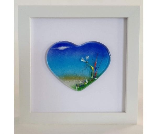 Framed Heart Web
